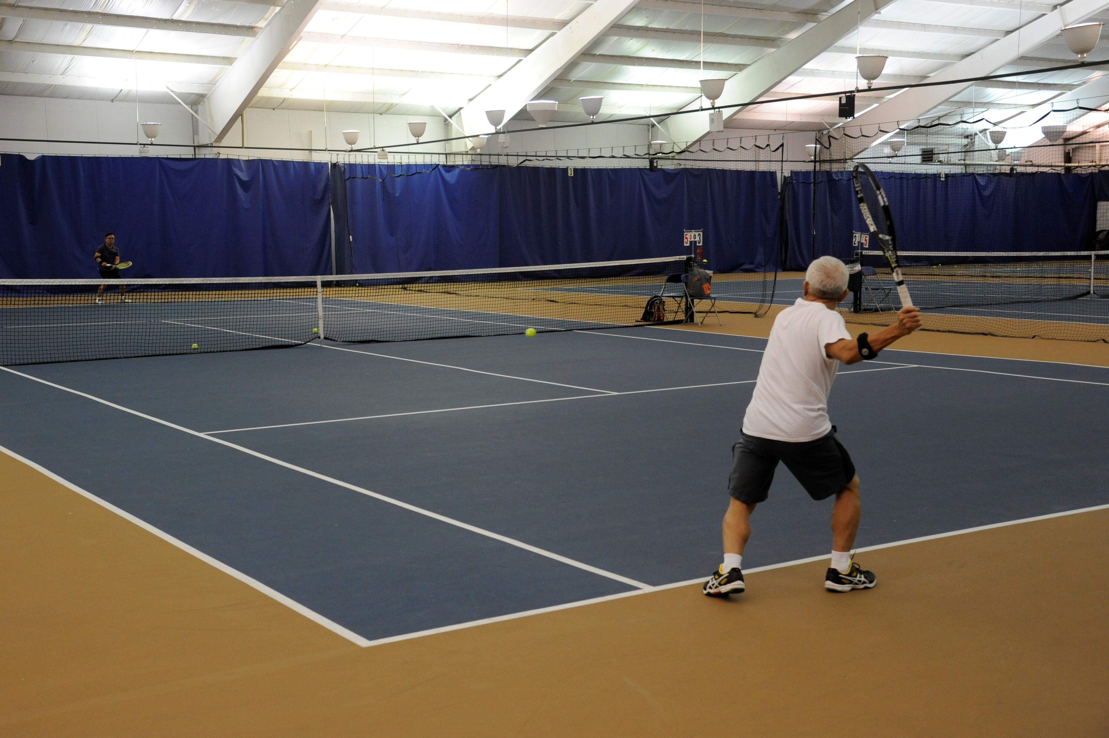 Wright-Patterson Tennis Club celebrates 40th anniversary