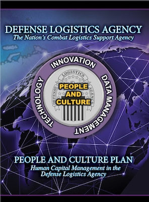 DLA People and Culture Plan Cover image