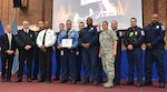 Fire and Emergency Services personnel earn the 2017 DLA Fire Department of the Year Award