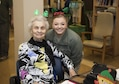 914th Reserve Citizen Airmen bring holiday cards to WNY veterans