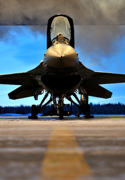 Alaskan Aggressors support 3rd Wing combat readiness