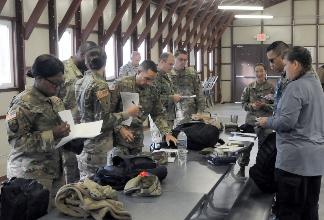 Army Reserve supports Military History Detachment training