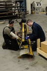 Heavy shop Airmen help maintain airfield integrity