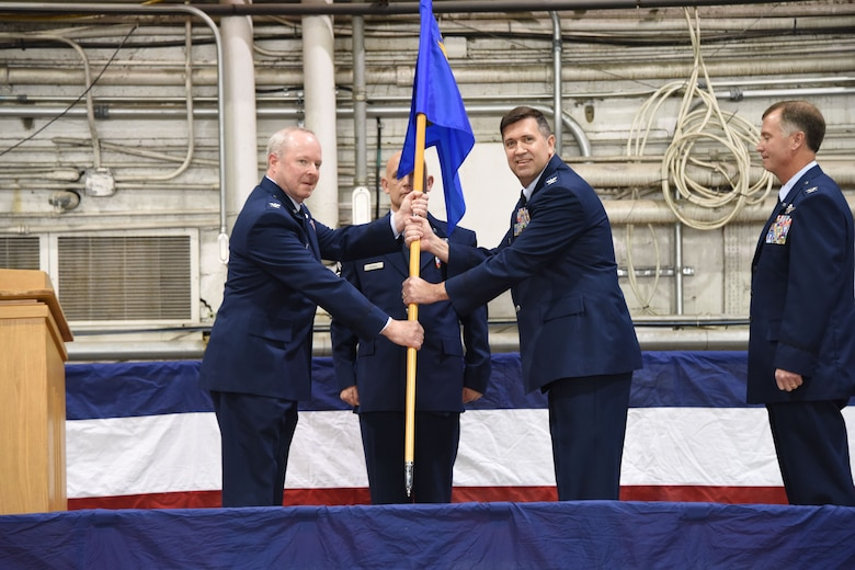 171st Air Refueling Wing Change of Command -photo