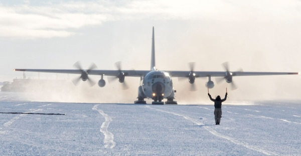 N.Y. Airmen celebrating Christmas in Antarctica