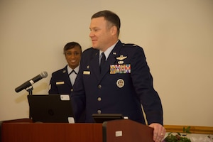 911 ARS Change of Command December 19, 2017