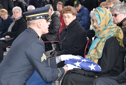 N.Y. Honor Guard logs many burial ceremonies this year