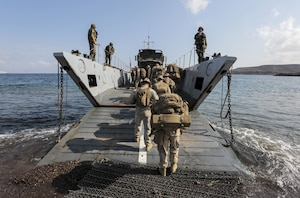 Naval Amphibious Force, Task Force 51/5th Marine Expeditionary Brigade
