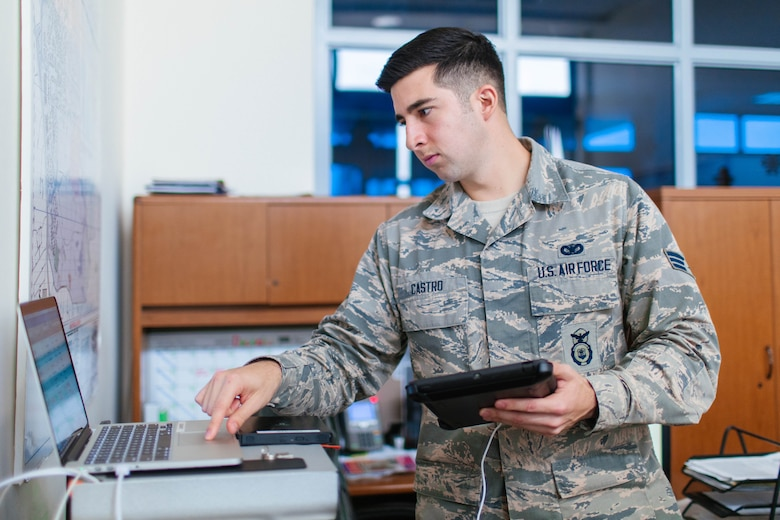 New tech changes the game for Security Forces