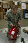 Alaska's notoriously cold winters can be hazardous to people, vehicles, and even buildings if the heat goes out for long enough.  Luckily, the 354th Civil Engineer Squadron's heating, ventilation, and air conditioning shop works tirelessly all year to ensure buildings have heat when the temperature starts to plummet.