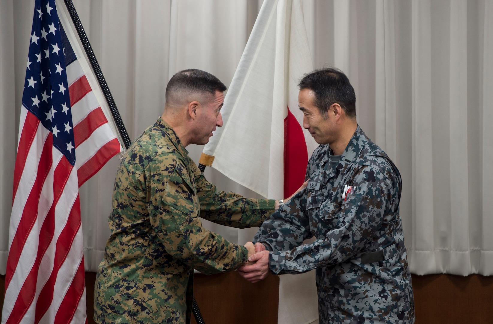 Pacific Command senior enlisted leader visits Misawa, emphasizes warfighter mindset