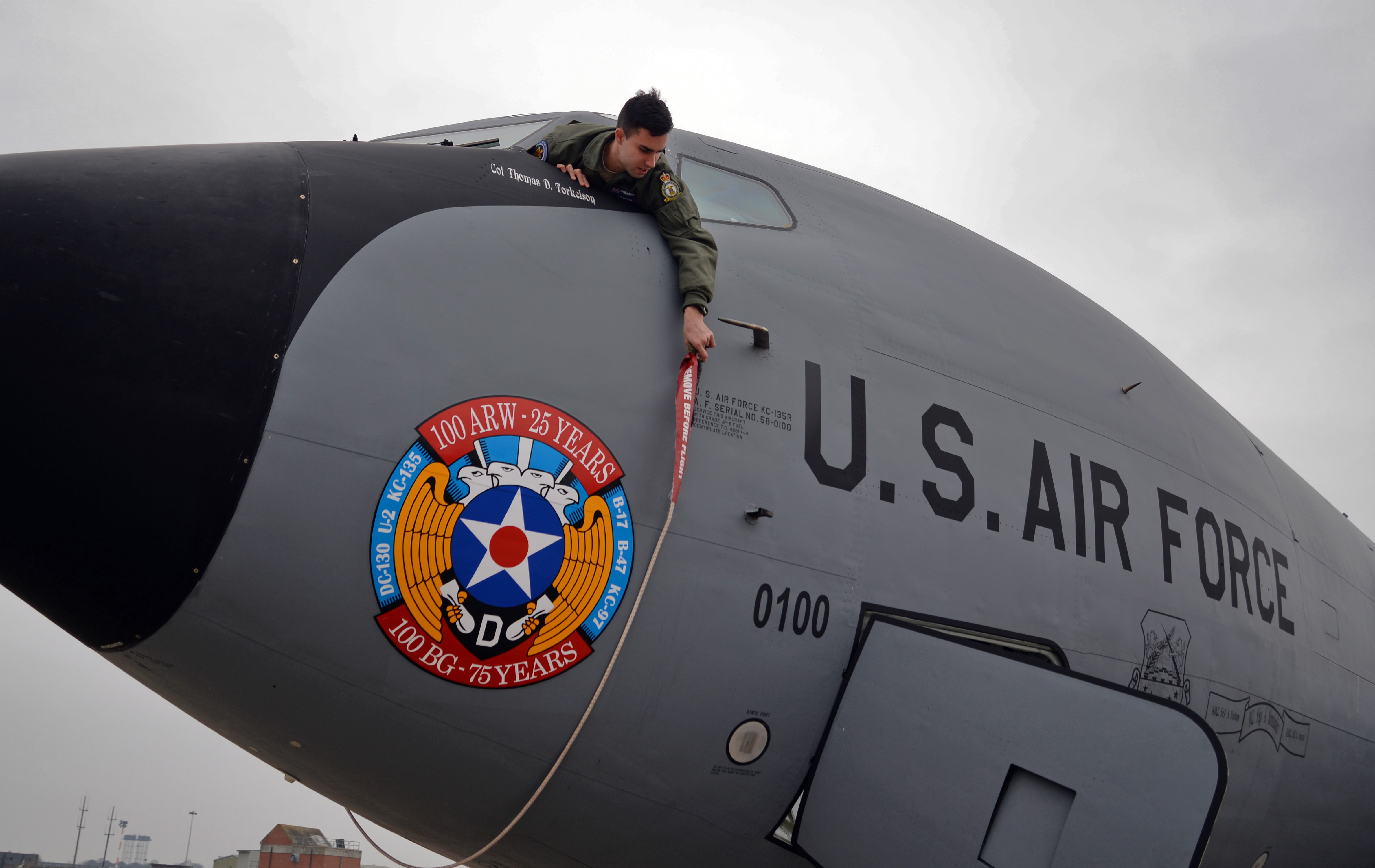 100th Air Refueling Wing celebrates a historic 25 years > Royal ...