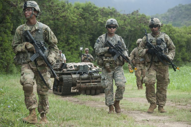 Army Must Be Ready For Multi-Domain Battle In Pacific 'Tomorrow' > U.S. Indo-Pacific Command > 2015
