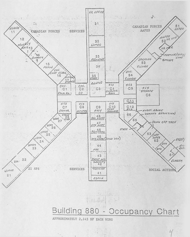 The spider building: A not-so-spooky look into Peterson's history