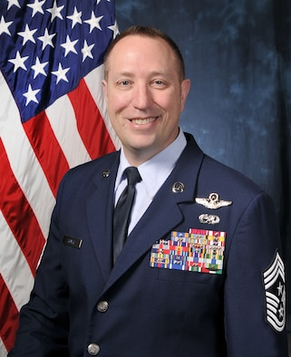 CHIEF MASTER SERGEANT ROBERT A. BOYER