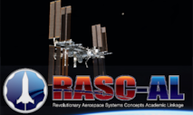 Cadets at the U.S. Air Force Academy submitted their research Jan. 24 for the Revolutionary Aerospace Systems Concepts Academic Linkage -- or RASC-AL -- a National Institute of Aerospace competition supporting NASA's goal of expanding humanity's reach into space. (Courtesy graphic)