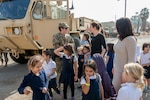 Partners Colorado and Jordan explore military women's evolving leadership roles