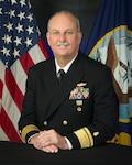 Rear Admiral Bruce Gillingham