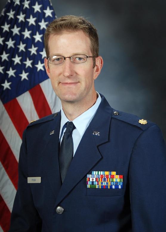 Maj. Steven Pugh