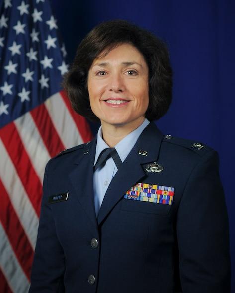 Col. Maureen Murphy, File Photo
