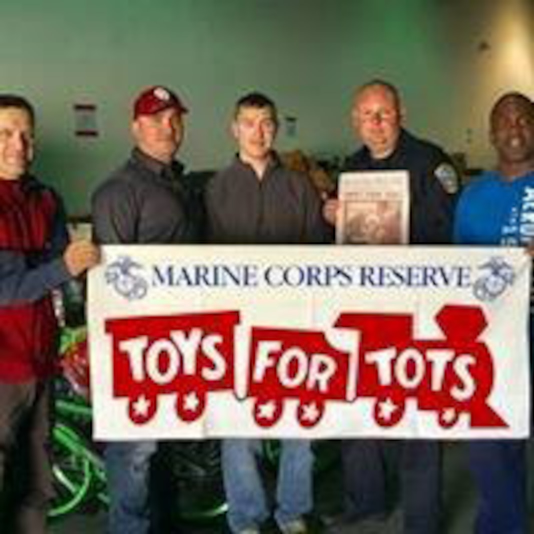 2016 Toys for Tots Warehouse