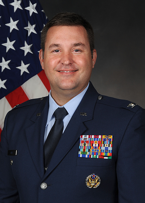 Col. Gerald 'Butch' Ray