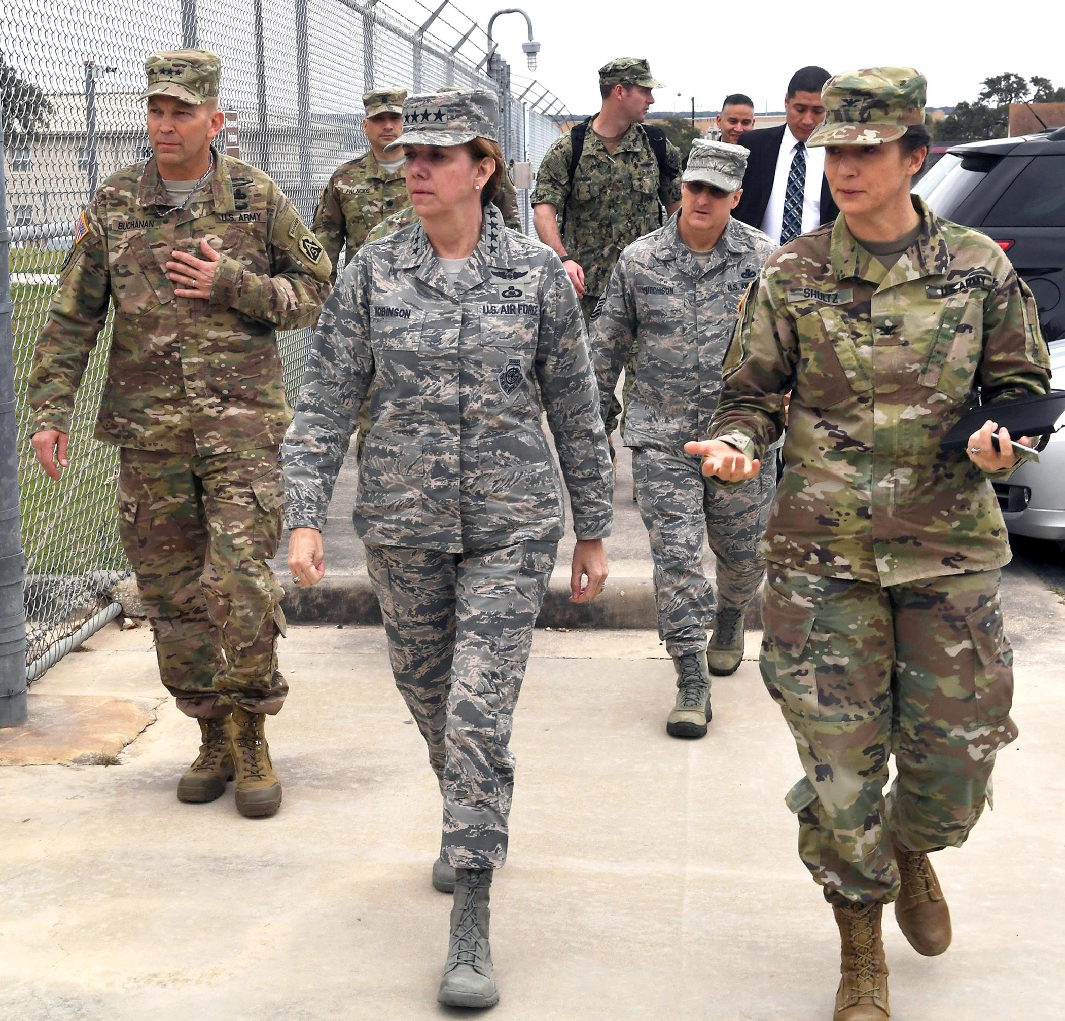 Army North intelligence growing in South Texas foothills ...