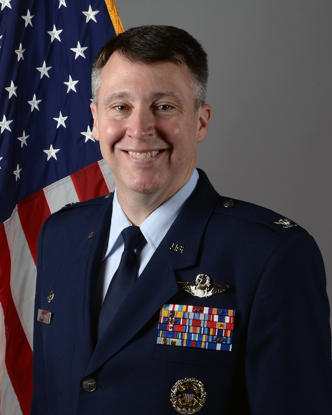 119th Wing PA Superintendent