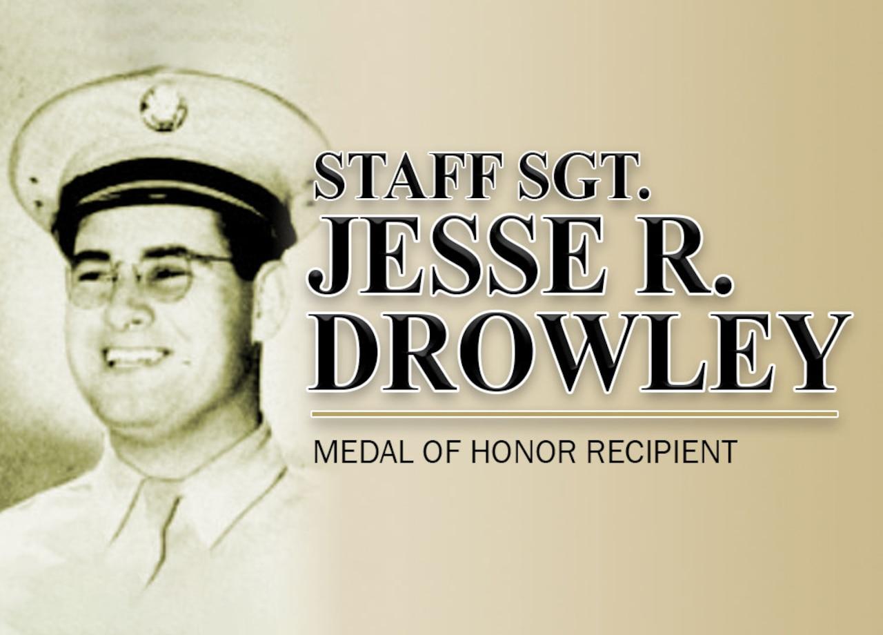 Army Staff Sgt. Jesse Ray Drowley