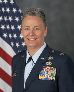 179th Airlift Wing Mission Support Group Commander
