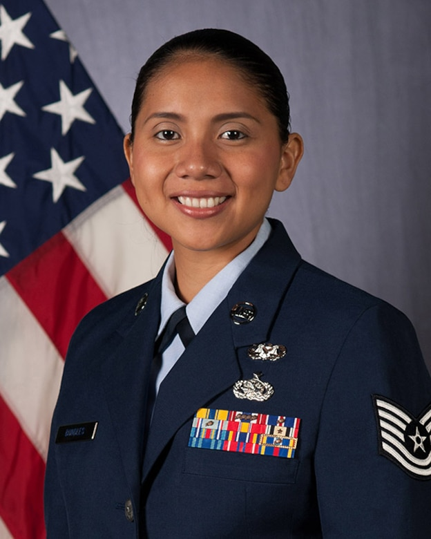 Tech. Sgt. Jessica Bundles, 30th Space Wing legal office civil law NCOIC, recently attended and graduated the Inter-American Noncommissioned Officer Academy, Oct. 14, 2016 through Dec. 15, 2016. INCOA provided a different experience than the regular NCOA course, where Bundles was able to utilize her native language in an official capacity. (courtesy photo)