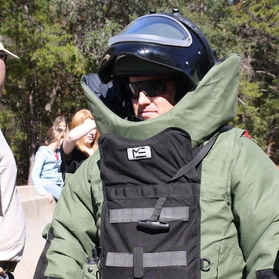Face of Defense: EOD Major Selected for Training in India