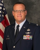 Official photo of Col. Roy V. Walton