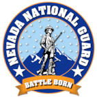 Logo for Nevada Army National Guard.
