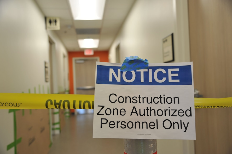 The 377 Medical Group is in the process of undergoing a 