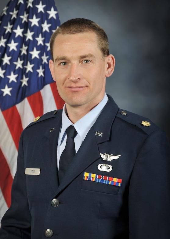 Maj. Timothy Locke