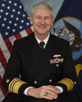 Vice Admiral Moore became the 44th commander of Naval Sea Systems Command (NAVSEA) June 10, 2016. As NAVSEA commander, he oversees a global workforce of more than 56,000 military and civilian personnel responsible for the development, delivery and maintenance of the Navy's ships, submarines and systems.