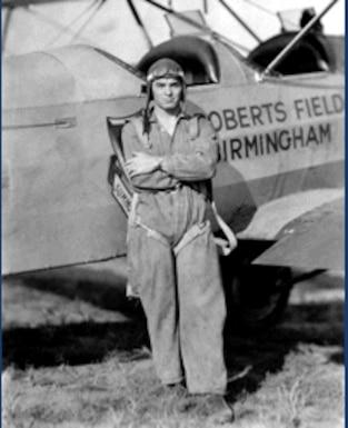 Roberts Field, Birmingham, Alabama