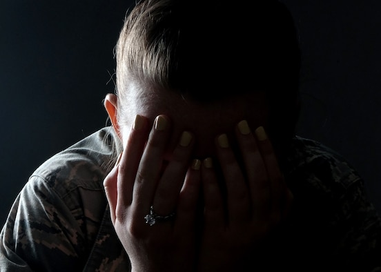 High levels of stress can cause significant negative impact to an Airman's life. Several resources such as Military OneSource, Family Advocacy, Chaplains and more exist to reverse or reduce that impact. (U.S. Air Force Photo by Senior Airman Preston Webb)