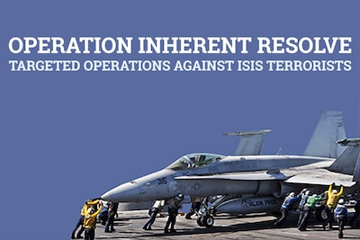 Inherent Resolve Strikes Continue Against ISIS Terrorists in Syria, Ir
