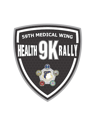 An event emphasizing health, fitness and nutrition will be offered to Joint Base San Antonio beneficiaries next month. The 59th Medical Wing Health Rally – an event featuring 5K and 9K runs and information booths representing JBSA medical units, military and family readiness centers, youth centers and other organizations – is set for 9 a.m. March 25 at JBSA-Randolph's Airmen's Heritage Park.
