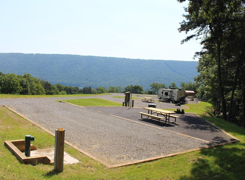 Volunteer Village at Raystown Lake accepts volunteers looking to reside for the summer at Raystown Lake and commit 20-30 hours a week.