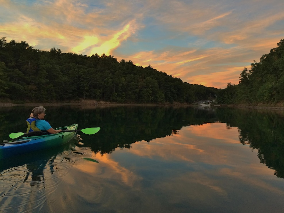Snyder's Run Paddle with a Park Ranger Program