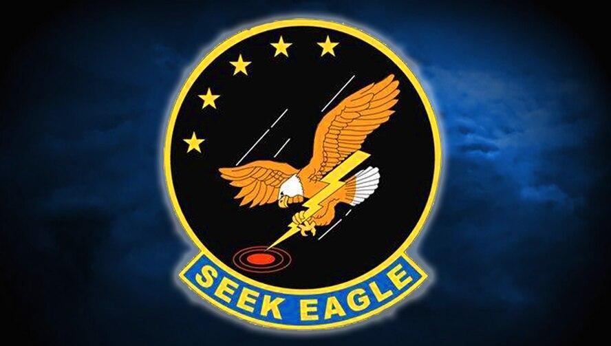 SEEK EAGLE Pursuit  (Graphic by Samuel King Jr.)