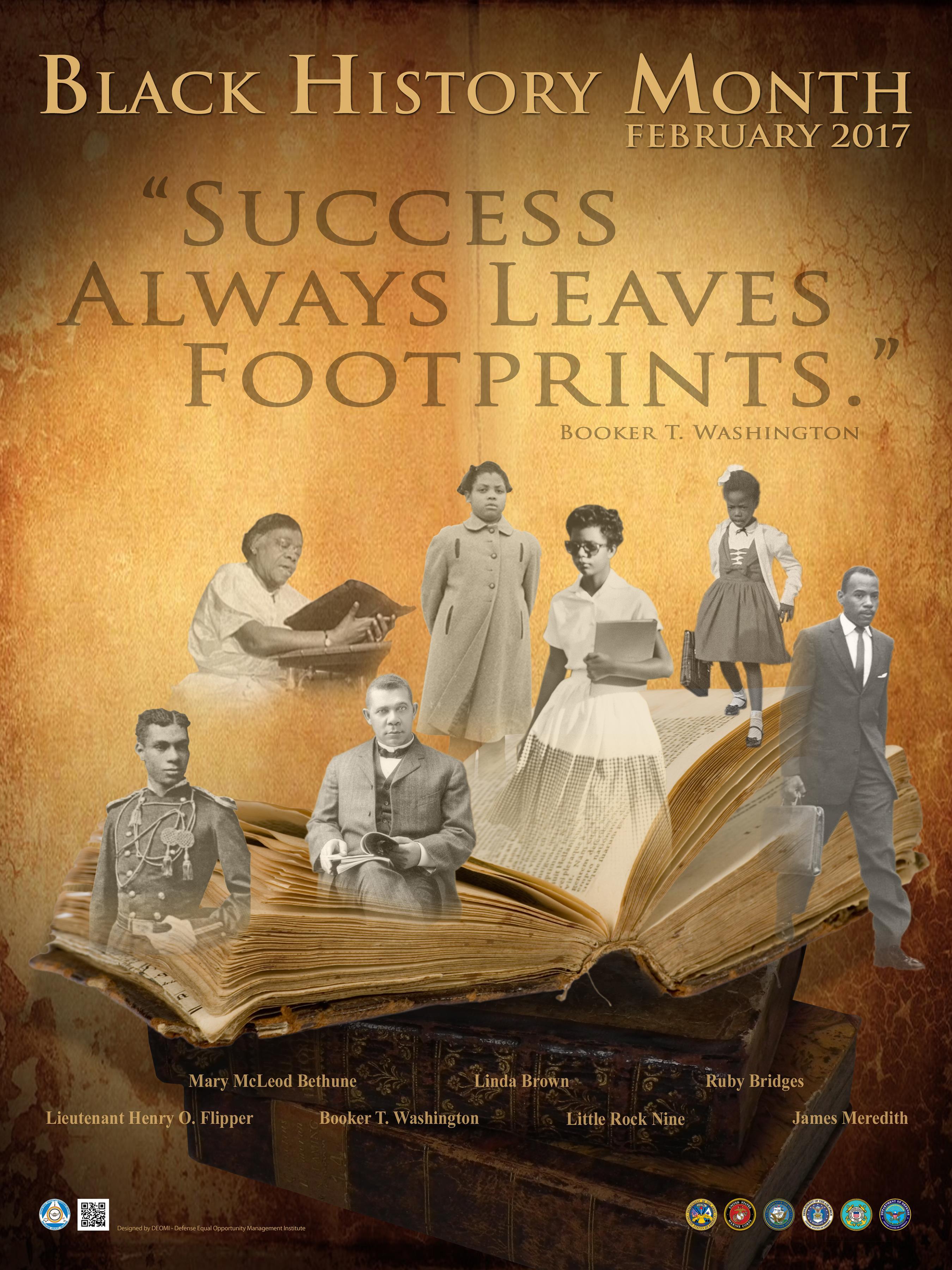 Black History In America On Pinterest: Celebrating Black History Month, Booker T. Washington