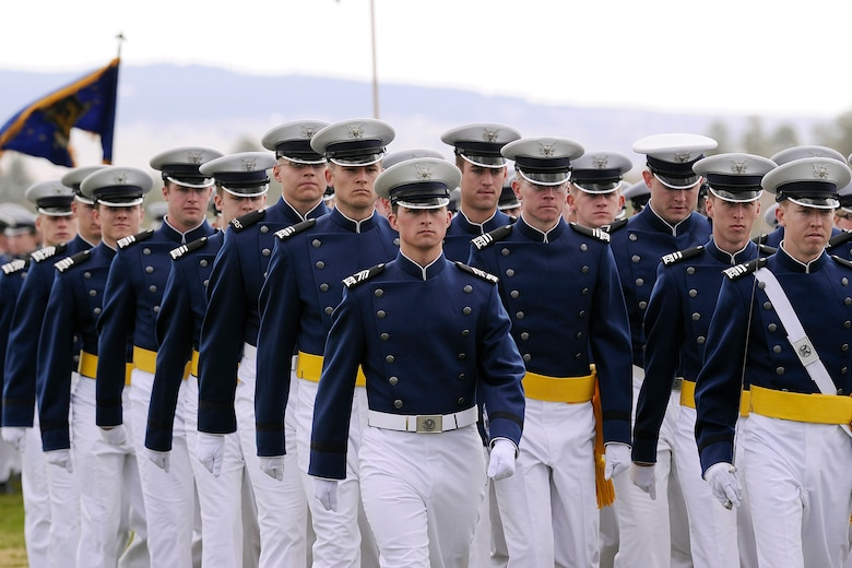 The U.S. Air Force Academy will host the National Character and Leadership Symposium Feb. 23-24, 2017. (U.S. Air Force photo/Mike Kaplan)
