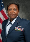 Bio Photo of Col. Denise Taylor.