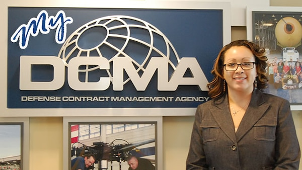 Stepheny Finnie is a program manager at Defense Contract Management Agency's headquarters at Fort Lee, Virginia. She has been part of the DCMA team for six years. (DCMA photo by Tonya Johnson)