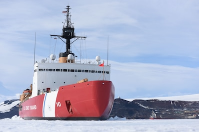 USCGC Polar Star, Deep Freeze 2016
