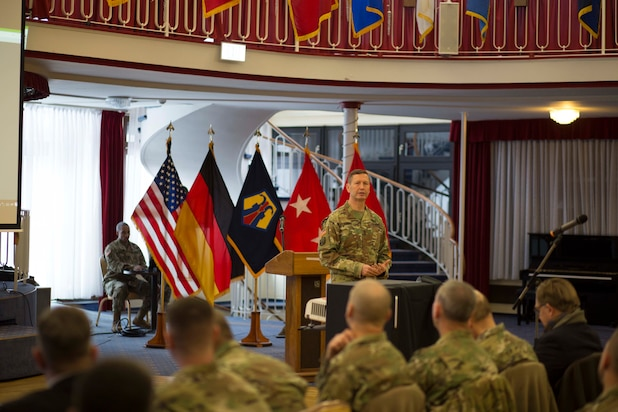 VOGELWEH, Germany – This year, the U.S. Army Reserve in Europe celebrates more than 60 years of operations by looking at the past, present and future.